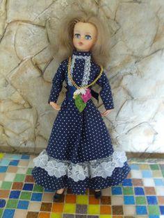 Boneca Antiga Susi Da Estrela 59 Com Colar - R$ 900,00 no MercadoLivre