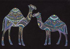 Thought these were some pretty cool camels