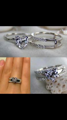 love these rings. Next gift to myself? I think so.