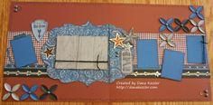 layout by Dana Kessler using CTMH Dakota paper