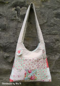 Cath Kidston and Laura Ashley Patchwork & by SewingPatternsbyMrsH, £30.00
