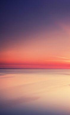 I Sea U - Beautiful iPhone wallpapers @mobile9 | #landscape #scenery #sunset