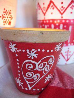 scandinavian christmas cute