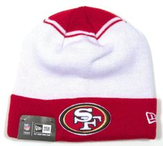 e7790a2b4da New Era  NFL Team Cuffed Beanies Knit Caps Fall-san Francisco 49ers from   4.0
