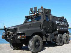 MRAP Police