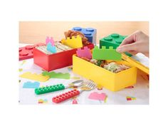 Diablock Silicone Lunchbox Dividers - Trendy Lil Treats