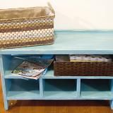 Build Your Own Shoe Storage Bench - WoodWorking Projects & Plans