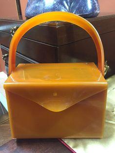 RARE Vintage Bakelite Purse | eBay