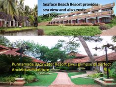 Enjoy fascinating views of sea and fresh air in kerala resorts with luxury and comfort. https://vimeo.com/106900407