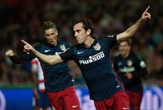 Hasil Pertandingan Granada 0-2 Atletico Madrid
