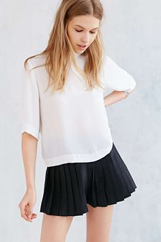 Keepsake From Above Short - Urban Outfitters