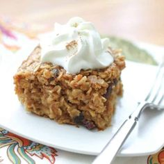 Pumpkin Spice Baked Oatmeal is one of our favorite breakfasts; my boys would happily eat this every single morning all fall long if I let them. There is just something awesome about the way oatmeal changes when it is baked. Almost like a cake, but not nearly so sweet, this is a hearty breakfast that weRead More