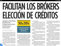 Facilitan los brókers elección de créditos