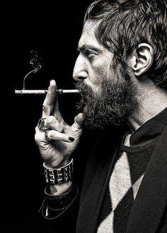 the secret society of beard lovers :)