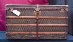 Image result for steamer trunk