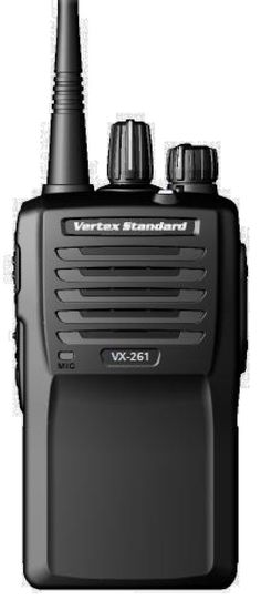 Vertex Standard Original VX-261-D0-5 VHF 136-174 MHz Handheld Two-way 5 Watts 16 Channels - 3 Year Warranty ** Read more reviews of the product by visiting the link on the image.