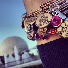 #charmedarms at Disney!