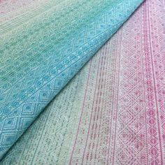 Didymos Indio Borea at Little Zen One Baby Carrying, Ring Sling, Baby Sling, Woven Wrap, Baby Wraps, Baby Wearing, Trees To Plant, Aurora, Weaving