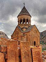 Noravank Monastery, Vayots-Dzor, Armenia