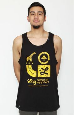 Graphic Tank Top by LRG at MOOSE Limited