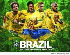 brazil football wallpaper by jafarjeef on deviantart Brazil Players, Brazil Team, Fifa, Football Wallpaper, World Cup 2014, Neymar Jr, Funny Pictures, Soccer, 4 Life
