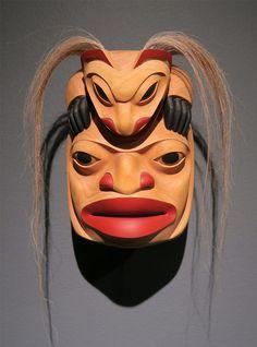 Stan Bevan Native Art, Native American Art, Inuit Art, Tlingit, Cultural Identity, Art Story, African Masks, Indigenous Art, Target Audience
