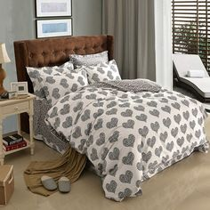 WWW.WINDEHOME.COM WAHTSAPP:+86-17682342543 Email:kyo.liu@windehome.com  3-piece and 4-piece 100% brushed cotton reactive print duvet covet set and bed sheet set with duvet cover bed sheet and 2 pillow sham Full/Queen/King Size Optional  Fabric composition:100%cotton ,200TC,133*72, 32S…