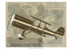 World Art Group, Tour by Plane I, Chariklia Zarris