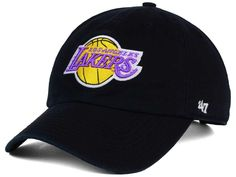 NBA '47 Lakers Clean Up Adjustable Hat