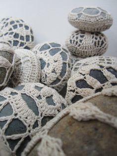 Crochet Pebbles!