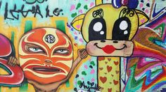 Amazing Street Art & Graffiti in from the Centro de São Paulo, Brasil. Wherever I am in the city...you find incredible pieces of work. Original photography from R. Stowe.