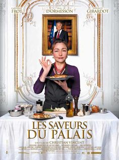 Haute Cuisine (French) 27x40 Movie Poster (2013)