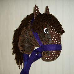 Meet Popcorn ~ Child's Stick Horse / Kid's Stick Horse Toy / Boy's Stick Horse / Stick Pony / Child Valentine Gift