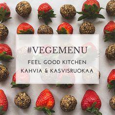 Vegaaninen & gluteeniton yo-menu taipuu juhlaan kuin juhlaan. Mukana mm. raakakakkua, täytekakkua ja rentoja salaatteja. Pähkinättömiä vaihtoehtoja.