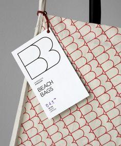 Corporate Identity Beach Bags