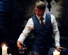 This is perfection! (#Hannibal season 1 ep.2) #madsmikkelsen