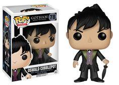POP! TV: Gotham - Oswald Cobblepot   Funko