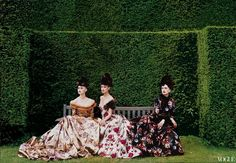 FLOWER POWER - Mark D. Sikes: Chic People, Glamorous Places, Stylish Things