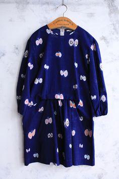子供服 hana hane ワンピース(BL/110,120,130)