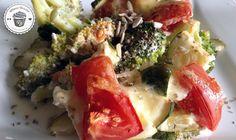 Gemüseauflauf | FITNESS-DESSERT.DE