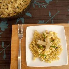 Garlic and Basil Brown Butter Sauce