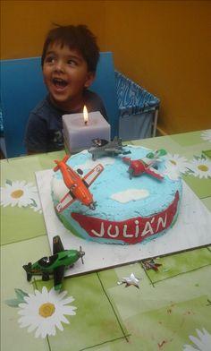 torta de aviones
