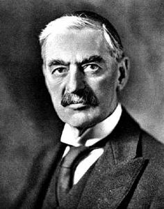 Elentrompe: Neville Chamberlain