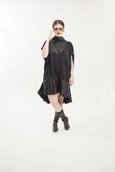 The Black Tal dress is for the ones who breathe and understand fashion  the  artists 1f3cb201db