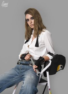 Fashion Styling Course Photoshooting. Styling & Makeup: Georgia Tsianaka Photo: Iris Georgiadou Model: Team Model Management #styling #fashionista #beauty