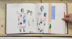 Ideas fashion sketchbook pages central saint martins for 2019 Sketchbook Layout, Textiles Sketchbook, Sketchbook Pages, Sketchbook Inspiration, Sketchbook Ideas, Fashion Portfolio Layout, Fashion Design Sketchbook, Portfolio Book, Fashion Sketches