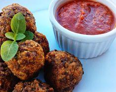 Cantinho Vegetariano: Bolinho de Soja e Linhaça (vegana)