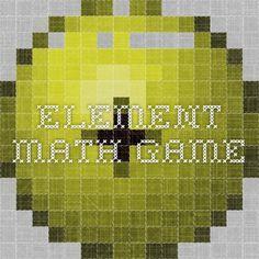Element Math Game