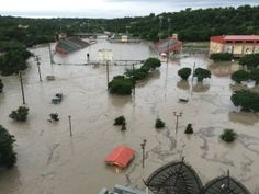 Texas has experienced historic flooding this year, with its most recent dousing just a few weeks ago. Texas is expected to receive even more rain.