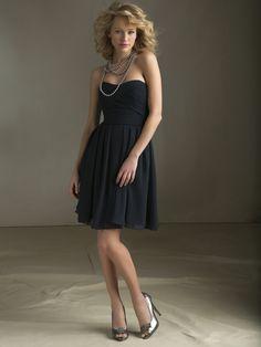 Angelina Faccenda Bridesmaid Dresses - Style 204140 #black #bridesmaid #dresses